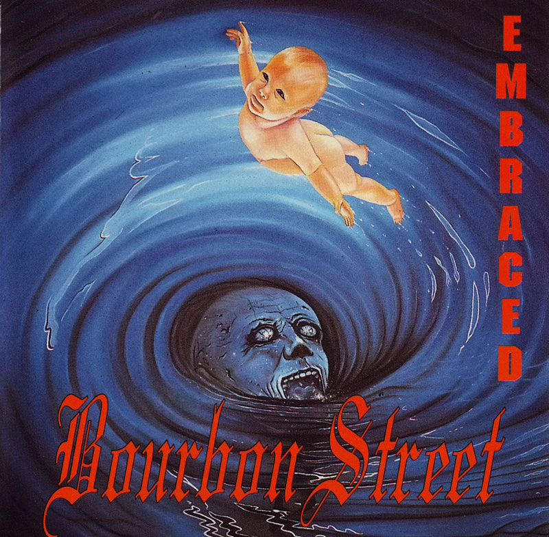 1995 CD BOURBON STREET- Embraced