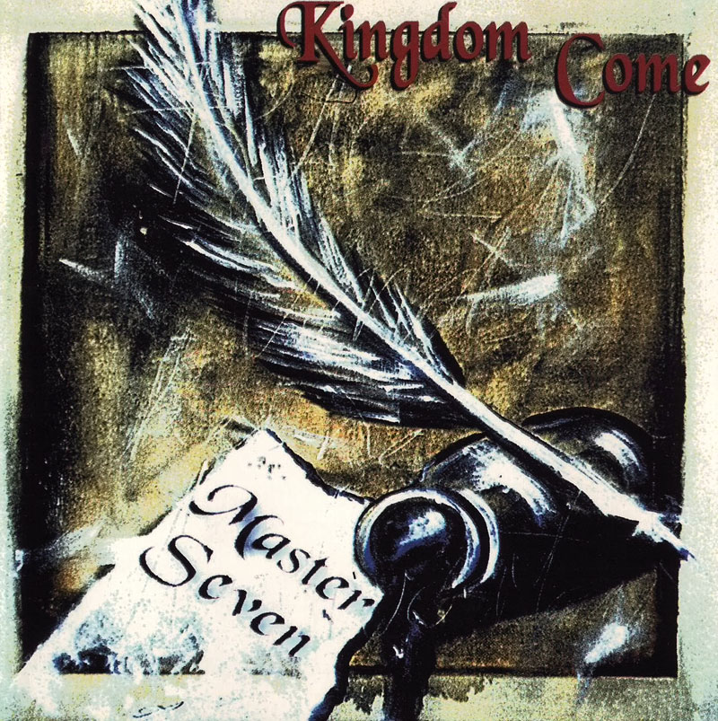 1997 CD KINGDOM COME - Master Seven