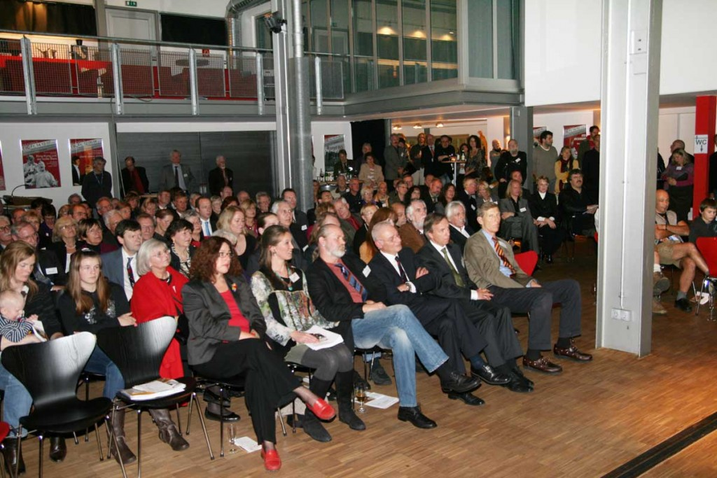"Preisverleihung Kulturpreis ""Blauer Löwe"" des Landkreises Harburg im RIC-Hittfeld"