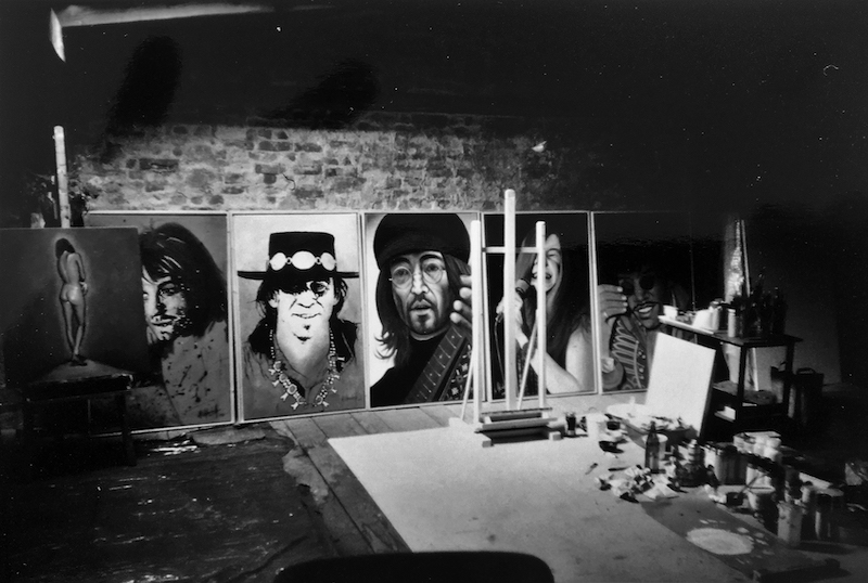 1997 Atelierfoto Winsen