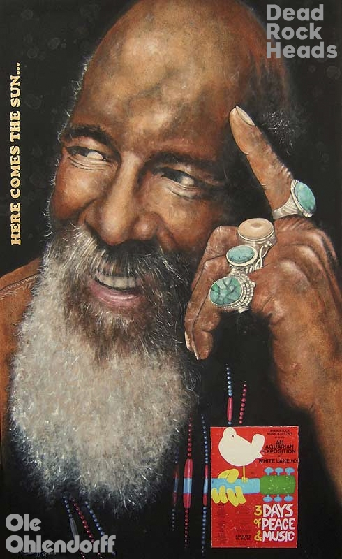 Richie Havens <b>*21.01.1941  †22.04.2013</b>