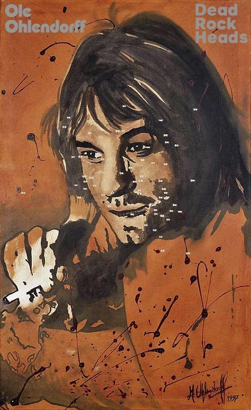 Kurt Cobain <b>*20.02.1967 †05.04.1994</b>