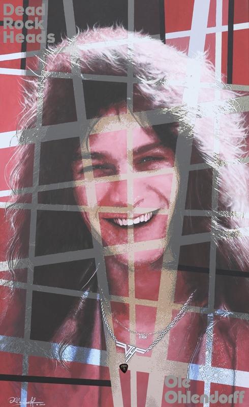 Eddie Van Halen <b>*26.01.1955 †06.10.2020</b>