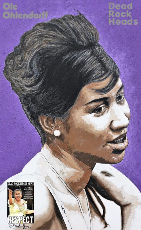 Aretha Franklin <b>*25.03.1942 †16.08.2018</b>