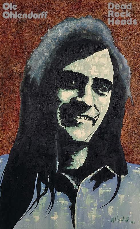 John Cipollina <b>*24.08.1943 †29.05.1989</b>