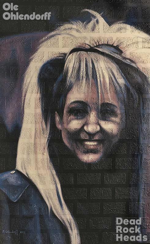Tamara Danz <b>*14.12.1952 †24.07.1996</b>