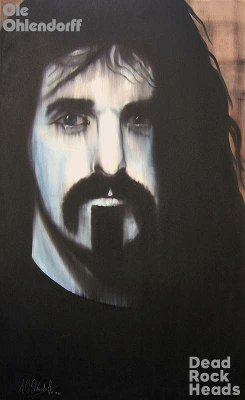 Frank Zappa <b>*21.12.1940 †04.12.1993</b>