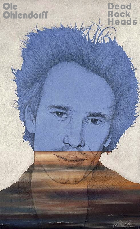 Jeff Buckley <b>*17.06.1966  †29.05.1997</b>