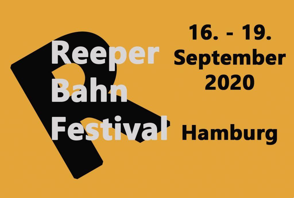 Reeperbahn Festival 2020 <i>Hamburg</i>