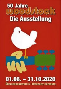 50 Jahre Woodstock <br><small>Die Ausstellung</small> <i>Hamburg</i>