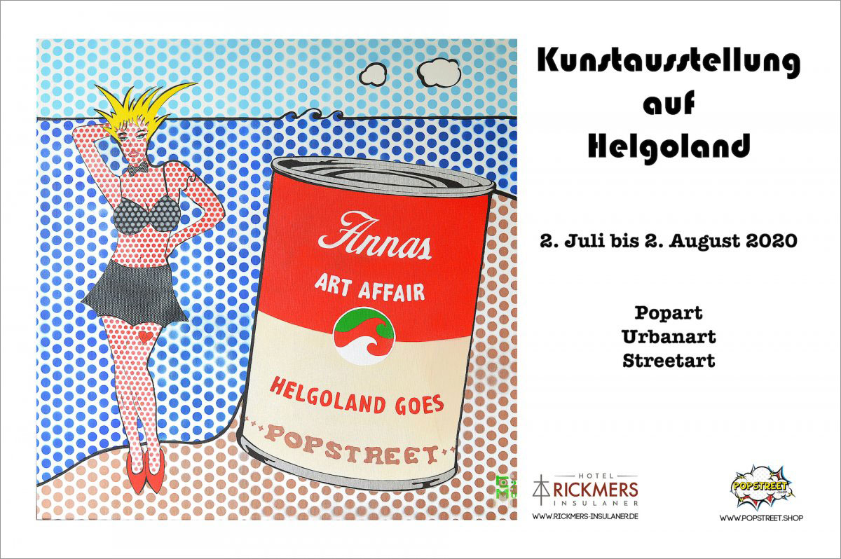 Anna´s Art Affair <i>Helgoland</i>