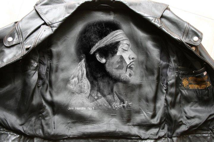 Wie Jimi in die Jacke kam…