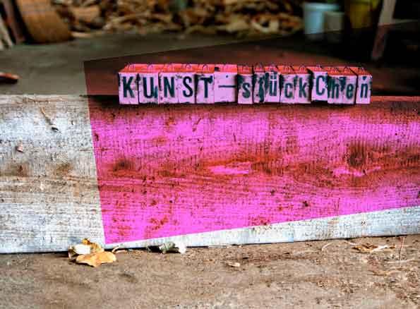 Kunst-Stückchen Garlstorf (Crossover)