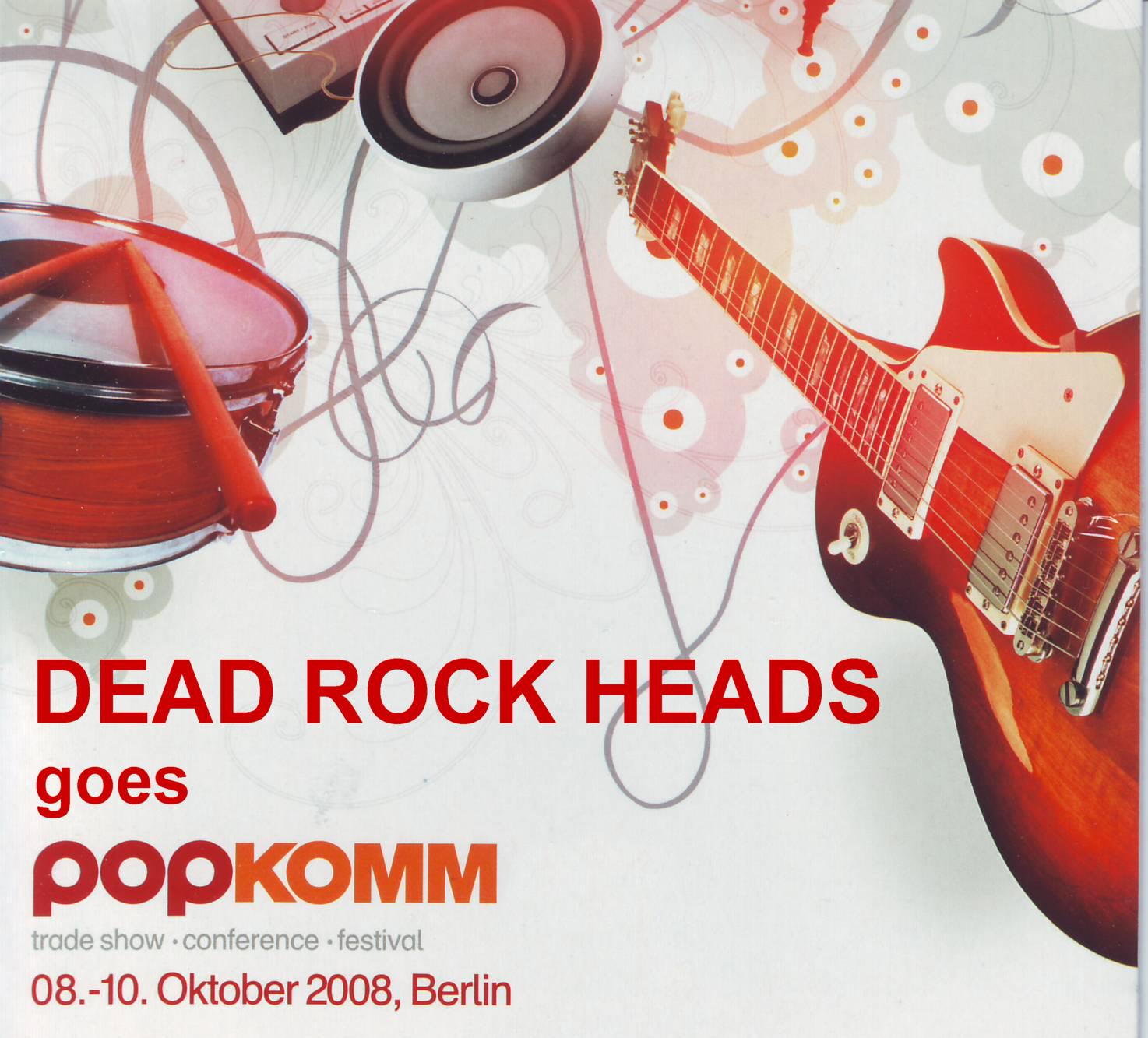 Popkomm – Messe unter dem Funkturm <i>Berlin</i>