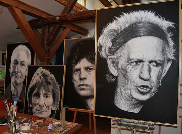 Ole Ohlendorff und die Stones